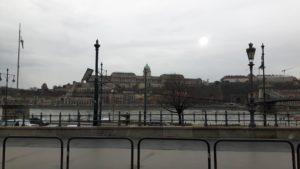 Geschäftsreise Budapest (Ungarn)
