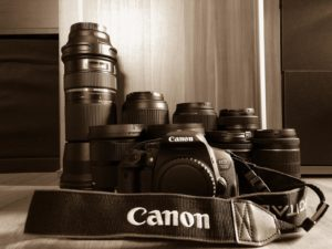 Meine Ausrüstung