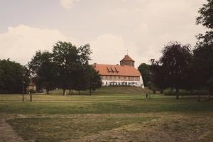 Neustadt-Glewe Burg